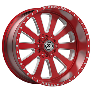 XF Forged XFX-302 Red Milled