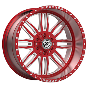 XF Forged XFX-303 Red Milled