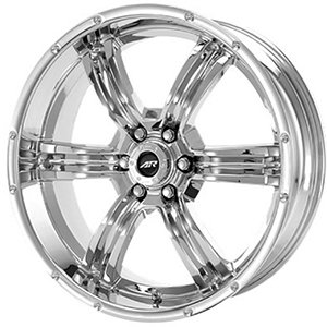 American Racing Trench AR520 Chrome
