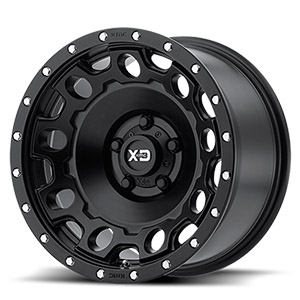 XD Series XD129 Holeshot Black