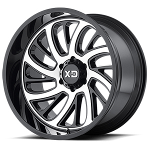 XD Series XD826 Surge Machined