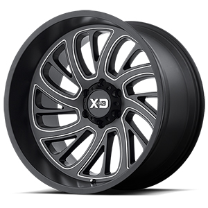 XD Series XD826 Surge Black