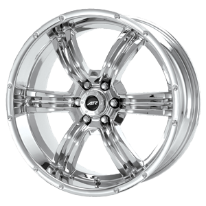 American Racing Trench AR620 Chrome