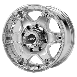 American Racing Tactic AR692 Chrome