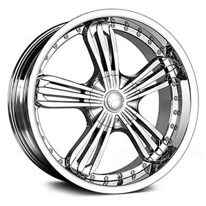 Mazzi Sting 335 Chrome