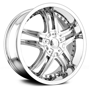 Mazzi Smoke 375 Chrome