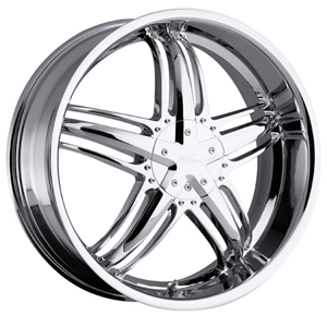 Milanni Force MI457 Chrome