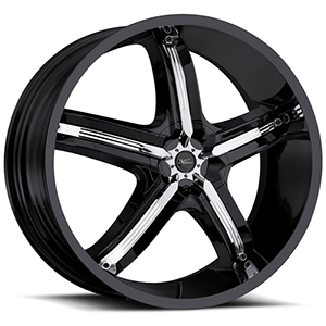 Milanni Bel Air 5 MI459 Black