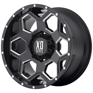 XD Series XD813 Batallion Black