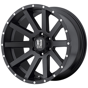 XD Series XD818 Heist Satin Black